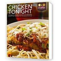 Divine Eats - Free Chicken Tonight Cookbook - http://www.momscouponbinder.com/divine-eats-free-chicken-tonight-cookbook-2/