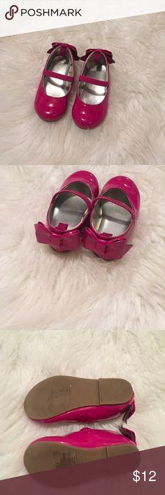 SIZE 6 Gymboree SHOES GENTLY USED SIZED 6 TODDLER GIRL SHOES Gymboree Shoes Dress Shoes