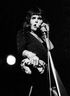. Freddie Mercury