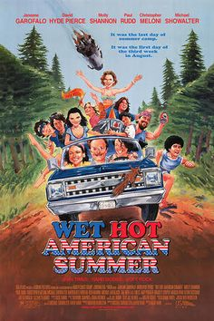 wet hot american summer - Google Search