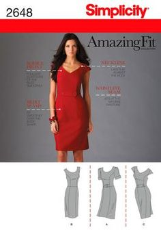 Like the idea of a dress that fits well. Might be worth having a simple good fitting pattern over other fancier patterns especially since I want to do a tone on tone embroidery which will provide enough details.