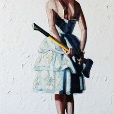 """Open Invitation"" (2012) by Kelly Reemtsen."