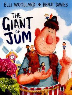 The Giant of Jum by Elli Woollard | 9781447254744