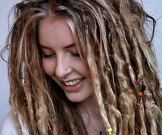 Thick Dreads, Reiki, Hippie Style, Hair And Nails, Piercing, Hair Color, Celebrities, Hair Styles, Womens Fashion