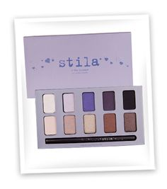Stila's in the moment eye shadow palette
