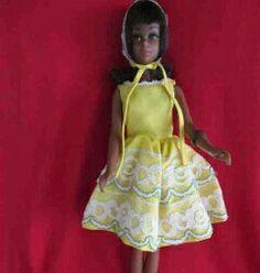 Diedre A. Ware, Treasured Memories: My Childhood Bond With Dolls, USA: NY: AOL/Verizon® The Arianna Huffington Post ©April 25, 2013 [Photo: Black Francie Fairchild® in 1254 Fresh as a Daisy™ ©1966. Goddess Diedre of the Sorrows: Irish:Deirdre an Bhróin: Diedre: Sorrow + an Bhróin: of the Raven.]