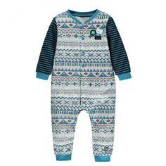 One-Piece Pajamas / Pyjama une-pièce, Souris Mini