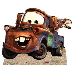 Disney Cars Tow Mater Life Size Cutout (1)