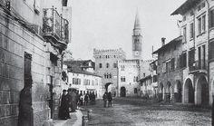 San Vito al Tagliamento- Pordenone - Italia , 10.2.1918 during the WWI