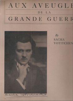 Tra le pregevoli figure musicali degli anni post guerra mondiale, quella del compositore e musicista SachaVotitchenko, entra a…