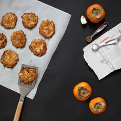 halves the great expectations persimmon latkes more persimmon latkes ...