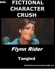#44 - Flynn Rider from Tangled 18/07/2012