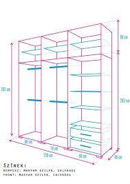 Az L alakú avagy sarok beépített szekrény. http://drgardrob.hu ...