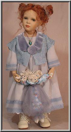 Beautiful doll  Zophia Zawieruszynsky