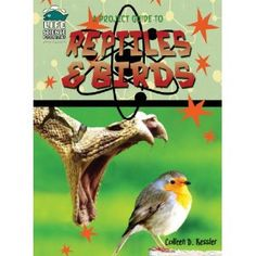 A Project Guide to Reptiles and Birds (Life Science Projects for Kids) Amazing!   (9/2012)