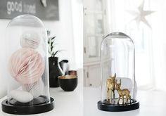 Où trouver des cloches en verre ?