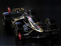 Lotus F1 on Behance by Matteo Gentile