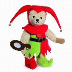 Hermann Original 11836 Till Eulenspiegel Teddy Bear