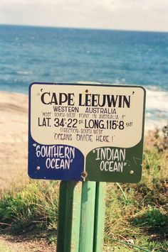 Cape Leeuwin, Western Australia -where the Indian Ocean meets the Southern Ocean Perth Western Australia, South Australia, Australia Travel, Queensland Australia, Westerns, Road Trip, Down South, Places To See, Travel Inspiration
