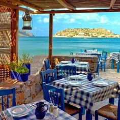Elounda Beach in Crete. #crete #greece #hellas #greekislands #visitgreece #greeksummer #summeringreece #greek #greeks #greeklife #greekgirl