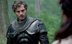 Jamie Dornan as the Huntsman in Once Upon A Time