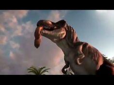 Documental. Como fue la Extinción de los Dinosaurios