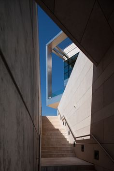 Champalimaud Center for the Unknown | Charles Correa | Lisboa, Portugal  © Francisco Nogueira