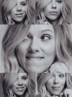 Scarlett Johansson for ELLE UK 2013 photoshoot
