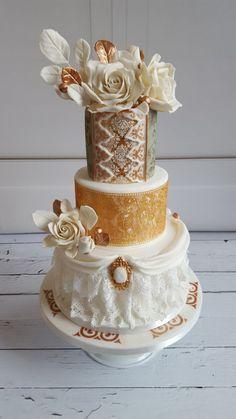 Barok/ weddingcake