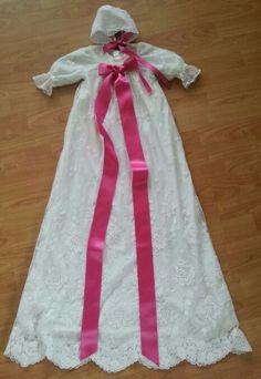Sydd dåpskjole Christening Gowns, Baby, Fashion, Christening Dresses, Moda, Fashion Styles, Christening Gown, Newborns, Babys