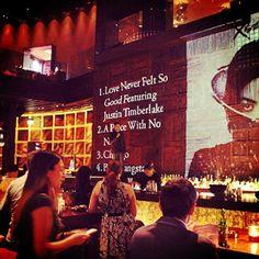 "Michael Jackson's new album ""Xscape"" in Dubai, pre-listening event on 6th May 2014."