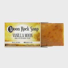 Moon Rock, Vanilla, Soap, How To Make, Products, Bar Soap, Soaps, Gadget