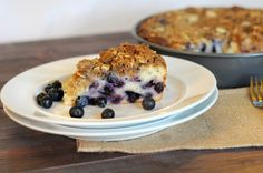 Blueberry Coffee Cake with Brown Sugar Almond Streusel | Tasty Kitchen: A Happy Recipe Community!
