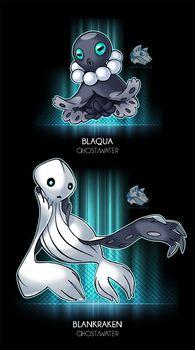 Sea Monk(ey)s by Darksilvania