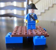 LEGO + history :)