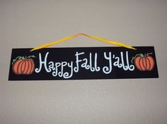 Fall Decor...I must make this!  Might be what I do this Friday night for craft night