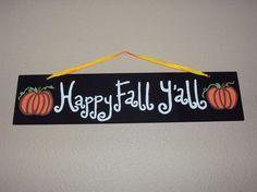 Fall Decor