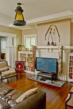 Unused fireplace ideas | Unused fireplace, Living rooms and Room