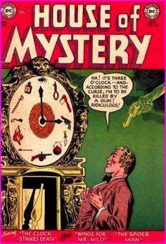 RÉTRO-NOSTALGIE #2 Les objets du temps dans les « comics » et les « pulps » américains de l'âge d'or (seconde partie)
