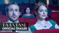 LA LA LAND starring Emma Stone & Ryan Gosling | Official Trailer | In theaters December 16, 2016