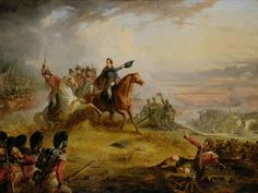 An Incident at the Battle of Waterloo in 1815, Thomas Jones Barker