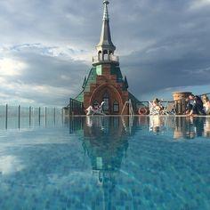 simoballordo #molinostucky #piscinetta #picoftheday #nofilter #avenezianonservonofiltri #venezia #venice #tiamo