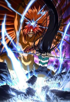 Ushio To Tora Legendado HDTV 720p Servidor: Abelhas / Mega