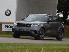 New Range Rover Velar ride review at Goodwood 2017