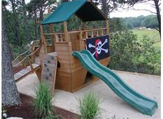 Pirates! playhouse