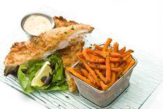 Fish & Chips a la Dukan