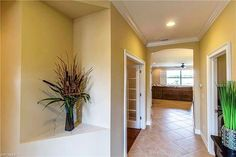 Beautiful crown molding and built in spaces for decorations. Call Carolyn to learn more.  Agent: Carolyn Thiele Phone: 239-910-4525 Address: 20717 Castle Pines Ct, North Fort Myers, Fl, 33917          #florida #swfl #golf #golfcourse #golfing #lake #fishing #view #lake #realty #realtor #new #realestate #marketing #market #instahome #buy #sell #list #move #forsale #realestate #usa #fl #fla #america #house #decor #design #decoration #homedecor #southflorida #localrealtors - posted by…