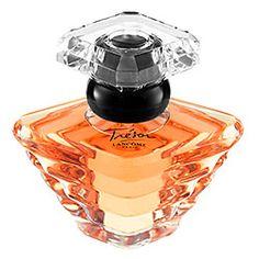 Lancôme - Trésor - Notes: Apricot Blossom, Rose, Lilac, Iris, Peach, Amber, Sandalwood, Musk, Vanilla.
