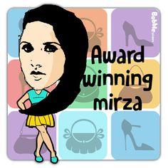 The biggest sports award #rajivgandhikhelratna is going to @MirzaSania  Make bobble heads on http://bobble.in/ns