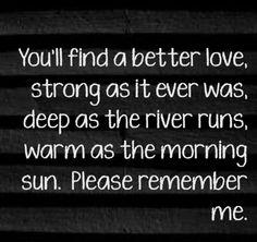 Tim McGraw - Please Remember Me - song lyrics, song quotes, songs, music lyrics, music quotes, music
